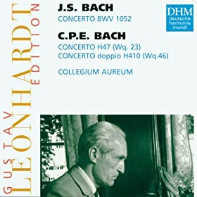 Leonhardt Edition Vol.1-J.S. Bach: Conc. BWV 1052 D-minor