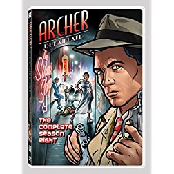 Archer: Season 8