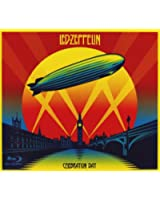 Celebration Day (Edition Deluxe 2 CD + Blu Ray + DVD Format NTSC Digipack Format CD)