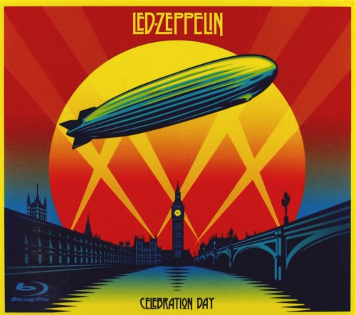 Led Zeppelin - Celebration Day (Deluxe Edition 2CD, 1 Blu-Ray, 1 DVD (CD sized digipak) - Zortam Music