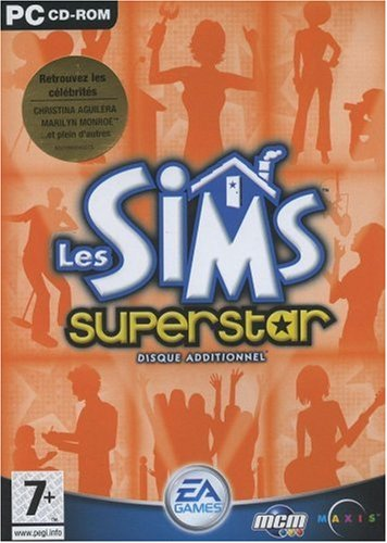 Les Sims Superstar (Extension)