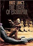 echange, troc Fritz Lang's The Tiger of Eschnapur (aka Journey to the Lost City, Part 1)(Der Tiger von Eschnapur) [Import USA Zone 1]