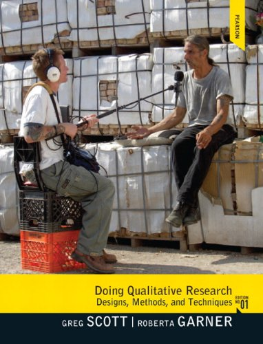 Doing Qualitative Research:Designs, Methods, and Techniques