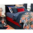 Tommy Hilfiger Comforter All American Denim Collection Twin