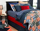 Tommy Hilfiger Comforter, All American Denim Collection, Twin