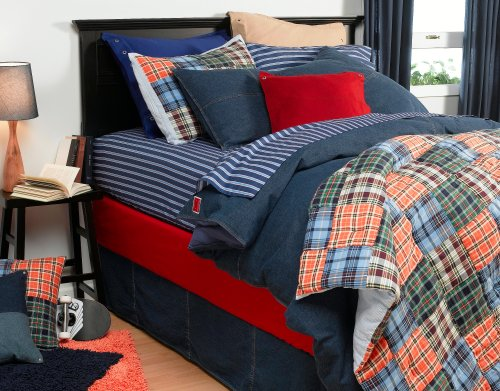 Tommy Hilfiger All American Denim Duvet Cover