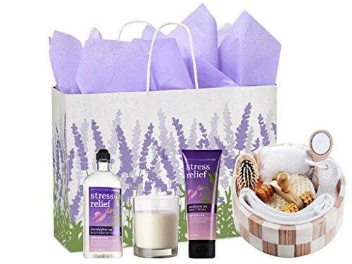 Heavenly retreat gift set bath body works stress