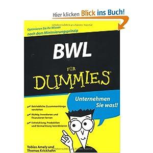 bwl f r dummies und ber 1 5 millionen weitere b cher. Black Bedroom Furniture Sets. Home Design Ideas