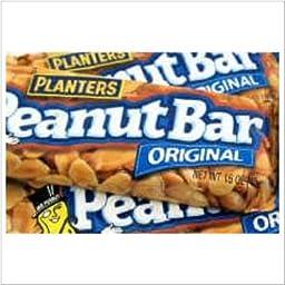 Planters Peanut Bar- box of 24