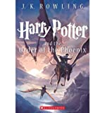 Image of { [ HARRY POTTER AND THE ORDER OF THE PHOENIX (HARRY POTTER #05) ] } Rowling, J K ( AUTHOR ) Aug-27-2013 Paperback