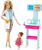 Barbie Careers Pediatrician Doll and Playset