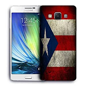 Snoogg International Flag Printed Protective Phone Back Case Cover For Samsung Galaxy A7