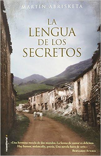 La lengua de los secretos, de Martin Abrisketa