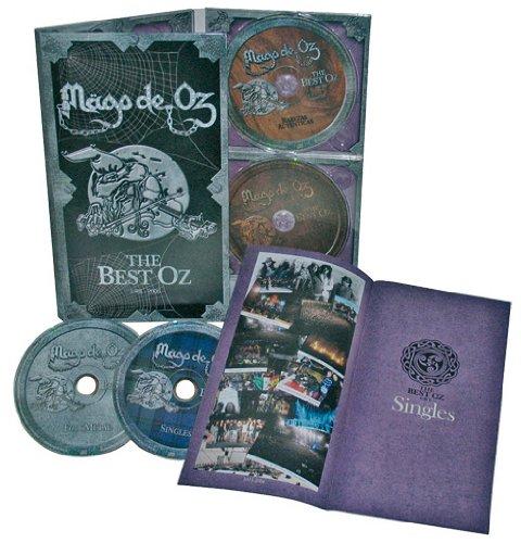 Mago de Oz - The Best Oz 1988 - Zortam Music