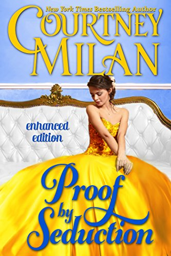 Courtney Milan - Proof by Seduction (A Carhart Series Novel) (Entangled Edge)