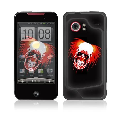 Killa Klown Protective Skin Cover Decal Sticker for HTC Droid Incredible Cell Phone