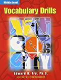 Vocabulary Drills: Middle