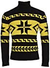 Polo Ralph Lauren RL Wool and Cashmere Turtleneck Sweater Black X-Large