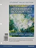 img - for Intermediate Accounting, Student Value Edition Plus MyAccountingLab with Pearson eText -- Access Card Package book / textbook / text book
