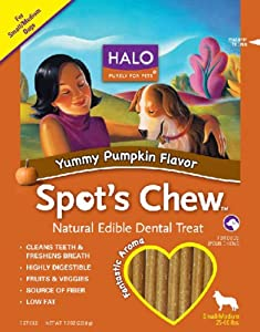 Spot's Chew - Natural Edible Dental Treat by HALO