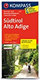 Südtirol - Alto Adige: Fahrrad- und Mountainbikekarte. GPS-genau. 1:70000 (KOMPASS-Fahrradkarten International)