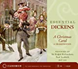 Essential Dickens CD: Christmas Carol, A (Caedmon Essentials)