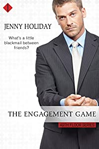 The Engagement Game by Jenny Holiday ebook deal