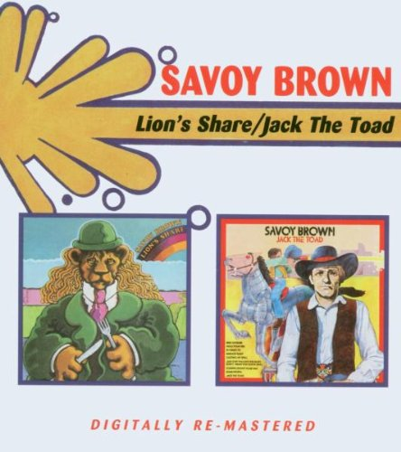 Lions Share/Jack the Toad