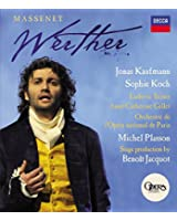 Massenet: Werther [Blu-ray]