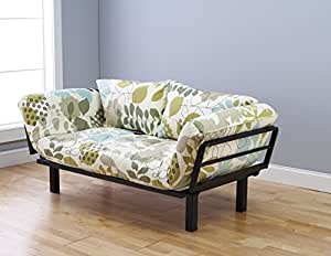 Amazon Futon Sofa Couch and Daybed or Twin Bed Size