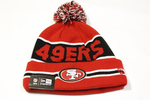 NFL San Francisco 49ers The Coach Knit Hat at Amazon.com