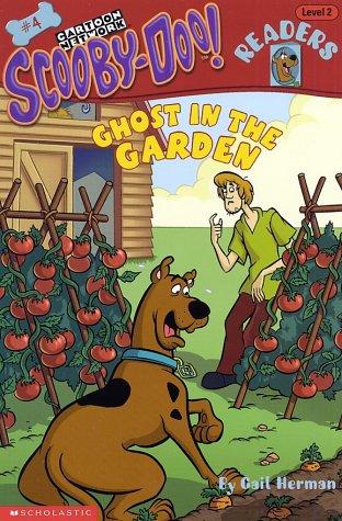 Ghost In The Garden (Scooby-Doo, Reader)