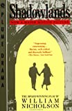 Shadowlands: A Play (Plume) (0452267323) by Nicholson, William