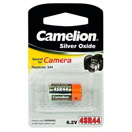 CAMELION - Pile oxyde d'argent 4SR44