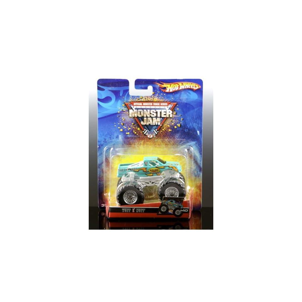 Hot Wheels Monster Jam Truck Series TUFF E NUFF 164 Scale