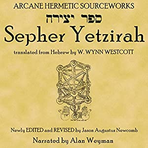 Sepher Yetzirah: The Book of Formation Audiobook