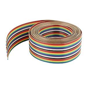 Flexible strip ribbon flat conductor
