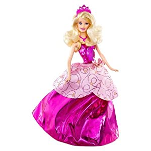 Barbie Princess Charm School Princess Blair Transforming Doll