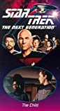 echange, troc Star Trek Next 27: Child [VHS] [Import USA]