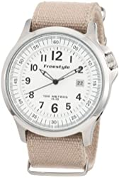 Freestyle Men's FS84993 Ranger Field Case Watch