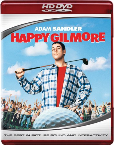 ����������� ������ / Happy Gilmore (1996) HDRip | MVO