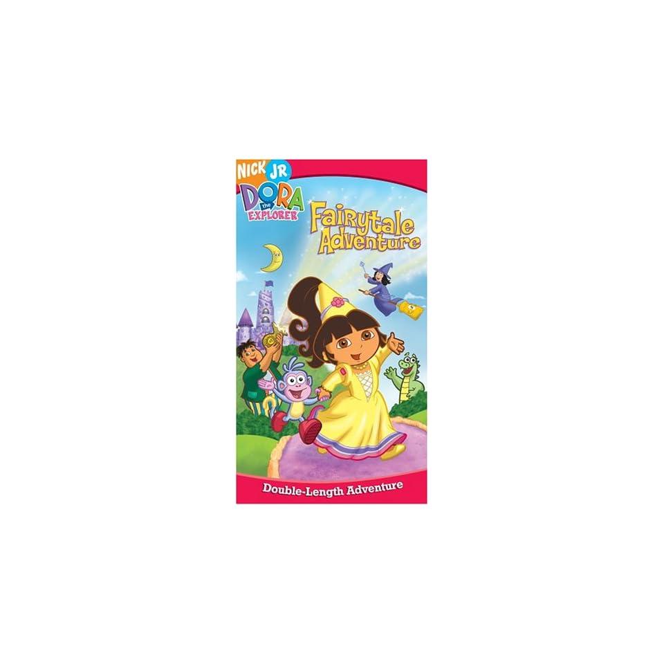 Doras Fairytale Adventure [VHS] Dora The Explorer Movies