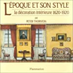 L'poque et son style