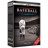 Baseball A Film By Ken Burns Includes The Tenth Inning by PBS