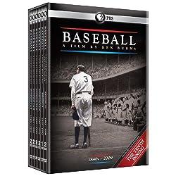 Baseball: A Film by Ken Burns: 1840s-2009