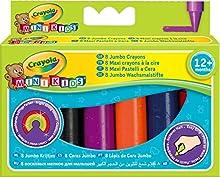Comprar Crayola 0080 - 8 Ceras Jumbo