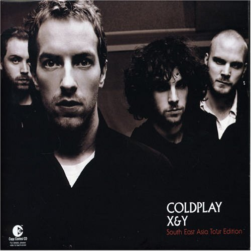 Coldplay - X & Y [South East Asia Tour] - Zortam Music