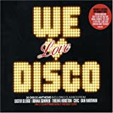 Various Artists We Love Disco