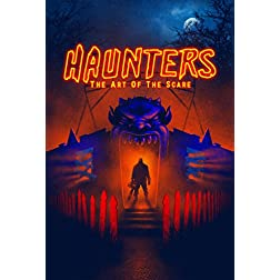 Haunters: The Art of the Scare [Blu-ray]