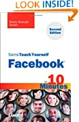 Sams Teach Yourself Facebook in 10 Minutes (2nd Edition) (Sams Teach Yourself -- Minutes)